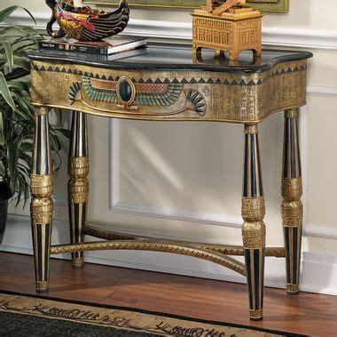 egyptian furniture egyptian design toscano egyptian