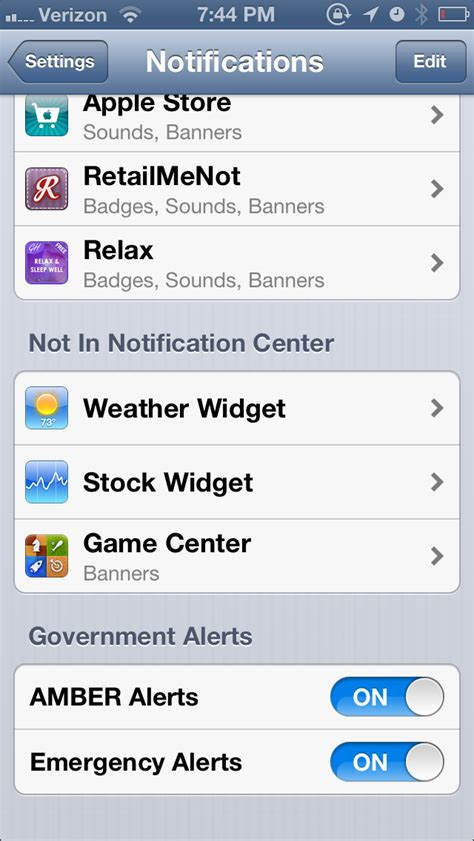 iphone emergency alerts alert option iphone itimmamar s