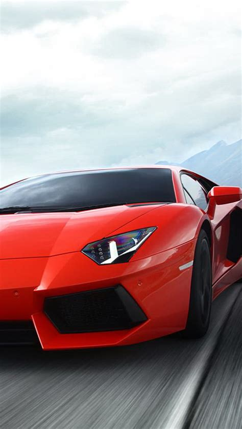 car wallpaper beautiful red sports car hd wallpaper iphone
