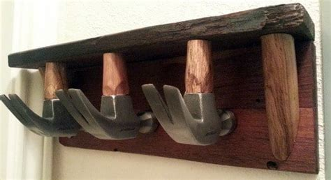 diy hat rack   wood step  step
