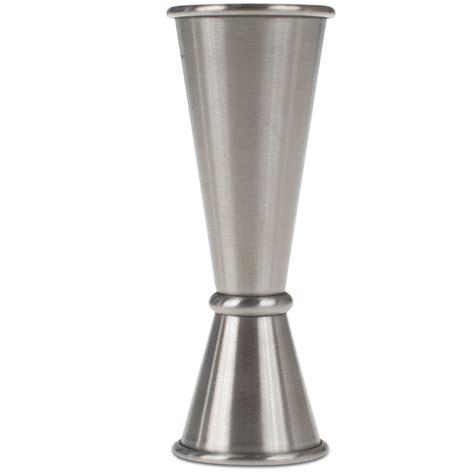 cocktail kingdom jigger   oz stainless steel jbprincecom