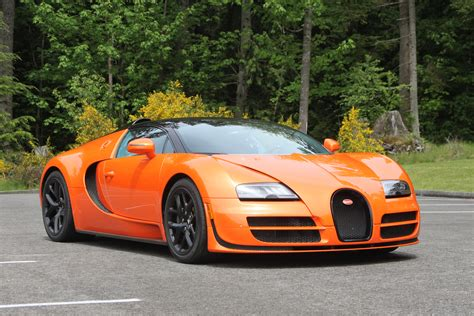 Other super cars look more striking or beautiful to me. Bugatti Veyron Vitesse: Review - » AutoNXT