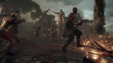 ryse son  rome benchmarked notebookchecknet reviews