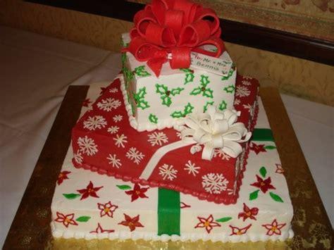 The Christmas Gift Cake