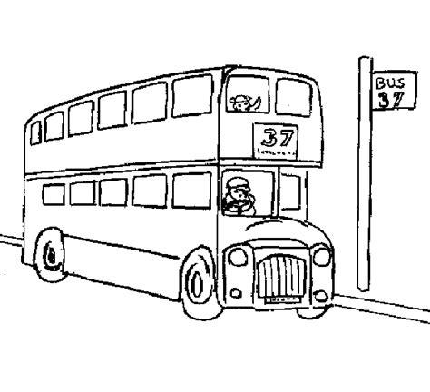 Kleurplaat Autobus by Kleurplaten Autobus