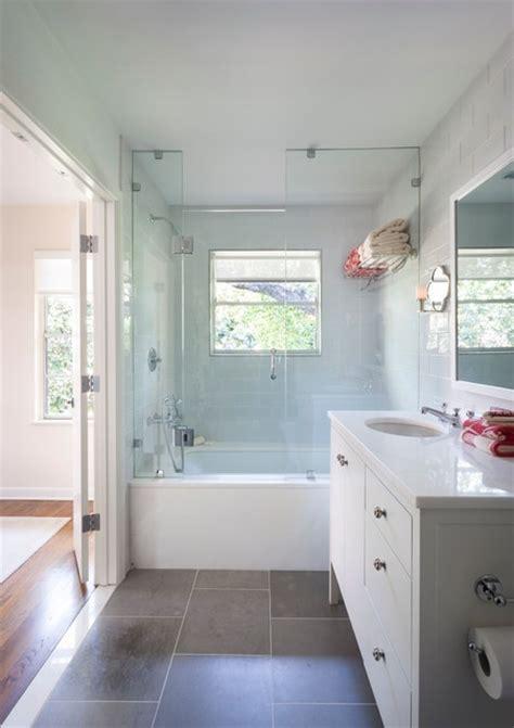 dark grey bathroom floor tile  accept grey grout