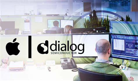engineers of u k chipmaker dialog are being acquihired by apple