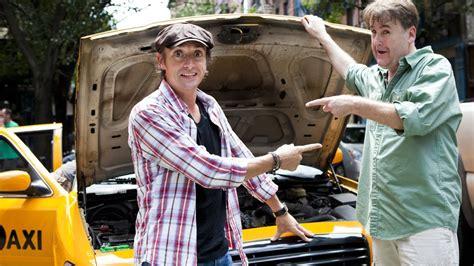 Richard Hammond Drives Nyc Cab