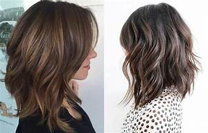 Trendy Lob Hairstyles You Can Have Today