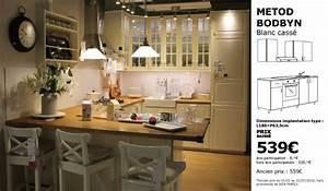 Excellent Crez Votre Cuisine With Ikea Conception Cuisine