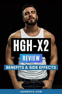 Is Hgh X2 Better Than Genf20  Benefits Of This Human Growth Hormone Supplement From Crazy Bulk