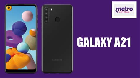 Samsung galaxy a21 android smartphone. Samsung Galaxy A21 MetroPCS Specs & Price - YouTube