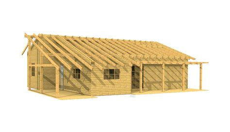 maisons en bois tarifs maison en bois en kit tarif myqto
