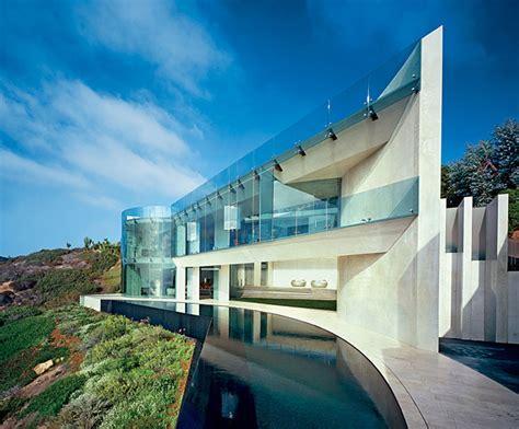 daring cliffside house design  la jolla idesignarch