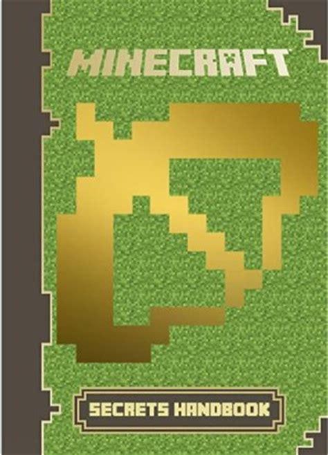 minecraft secrets handbook  minecraft book