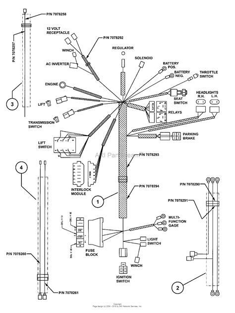 Winch Wiring Diagram