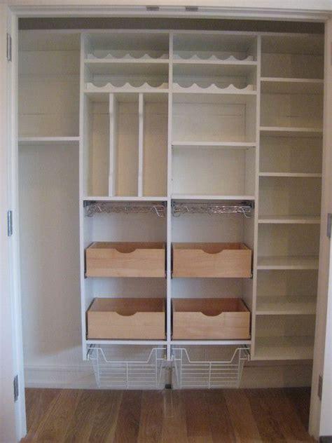 closet pantry design pictures remodel decor  ideas