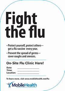 Flu Shot Poster Gallery - Mobile Health