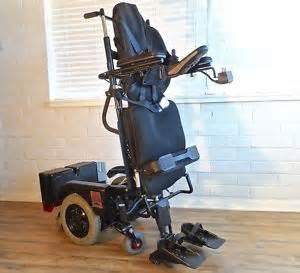 redman chief 107 zx standing wheelchair power vertical