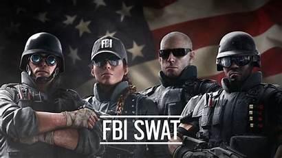 Siege Rainbow Six Fbi Swat Tom Clancy