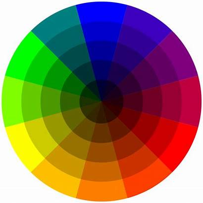 Wheel Colour Shade Rgb Colors Together Colours
