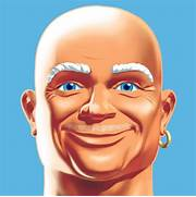 Mr  Clean Logo mr   clean s movember moustache - business insider  Real Mr Clean