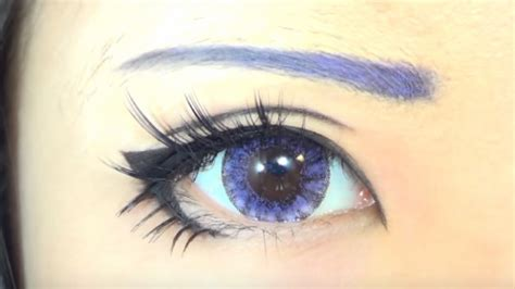 anime eyeliner the best anime eye makeup and tutorials