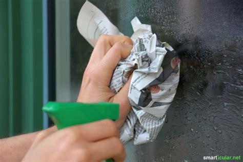 Putzen Mit Zeitungspapier tipps f 252 r m 252 heloses putzen ohne giftige chemie 15 putzhacks