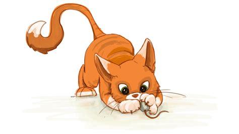 cat  mouse drawing  getdrawingscom