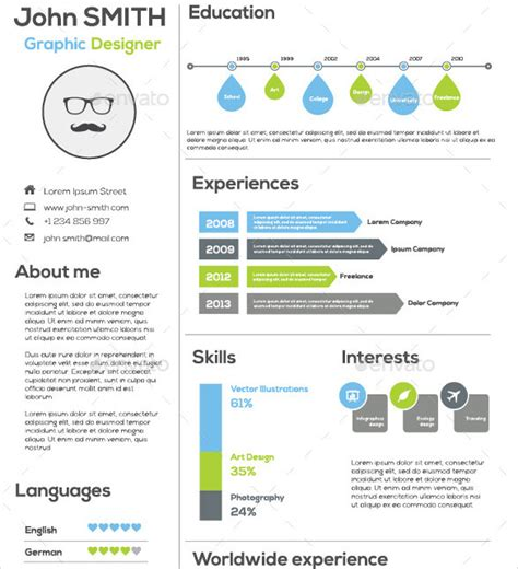Free Infographic Resume Maker by Infographic Ideas 187 Hr Infographic Template Best Free Infographic Ideas