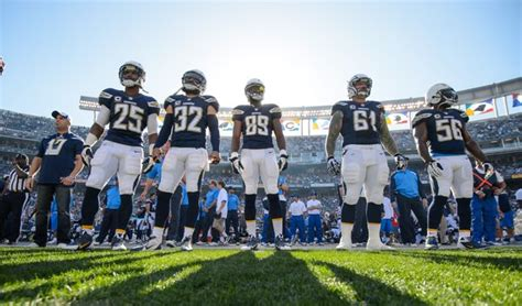 San Diego Chargers To Open Training Camp July 24 With