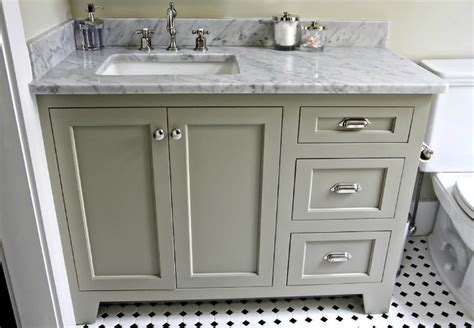 Offset Sink Makes For Better Use Of Countertop By Resident