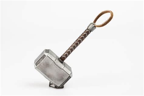 3d printed thor hammer mjolnir