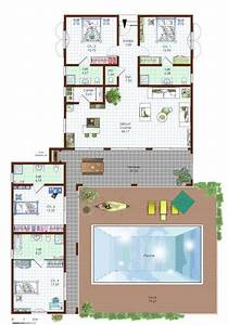 une maison de standing detail du plan de une maison de With table de jardin contemporaine 17 une maison en ossature bois detail du plan de une maison