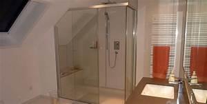Bad Mit Dachschräge Dusche : kleines bad mit dusche gestalten raum und m beldesign inspiration ~ Bigdaddyawards.com Haus und Dekorationen