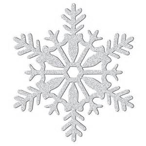 silver snowflake clipart clipartsgram com