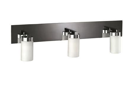 applique salle de bain chrome 3x40w spot luminaire int 233 rieur luminaire