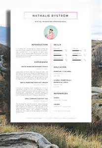 creative resume templates marketing 17 awesome exles of creative cvs resumes guru