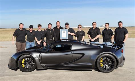 Hennessey Venom Gt, The Fastest Production Car In The
