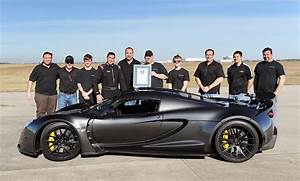 Hennessey Venom GT, The Fastest Production Car in the ...