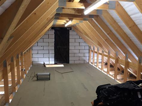 garage attic conversion loft conversions job