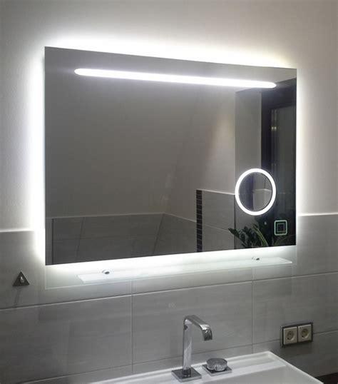badspiegel badspiegel mit beleuchtung badspiegel mit kosmetikspiegel