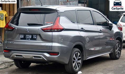 mitsubishi xpander  prices  specifications  egypt