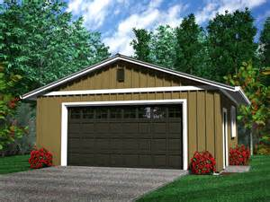 Inspiring Car Garage Plans Photo by 2 Car Detached Garage Smalltowndjs