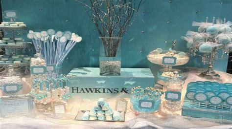 Tiffany Wedding Decoration Ideas Elitflat