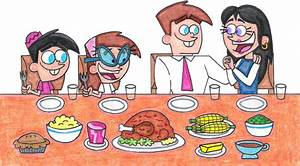 A Turner Family Thanksgiving by nintendomaximus on DeviantArt