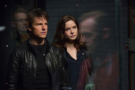 Mission Impossible 5 Images Have Rebecca Ferguson
