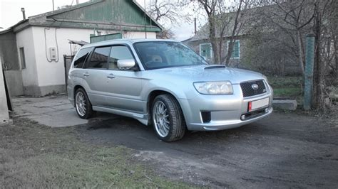Subaru Forester Sg55mt20 Turbo Drive2