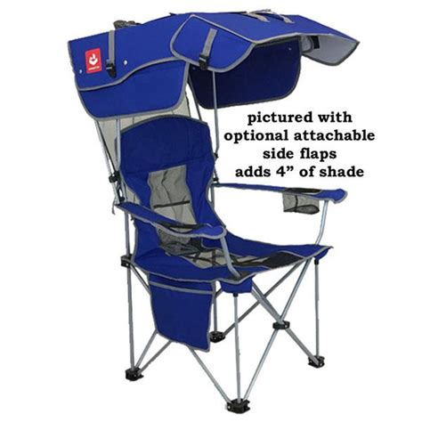 chair with canopy folding cing canopy chair for renetto 174