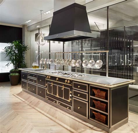 kitchen island with stove top la cornue cooktops gas electric ranges abt